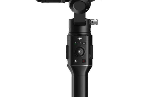 Watch the DJI Ronin-S control focus on a Panasonic GH5