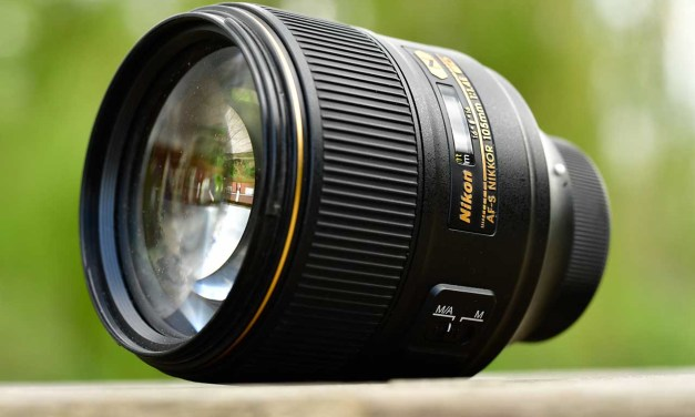 Nikon 105mm f/1.4E ED review