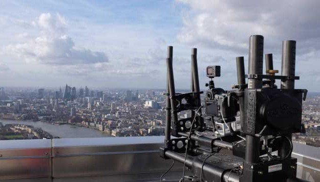 8-gigapixel, 24-hour timelapse of London skyline captured with Nikon D850
