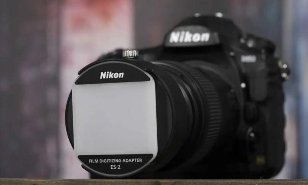 Nikon ES-2 Film Digitizing Adapter Review