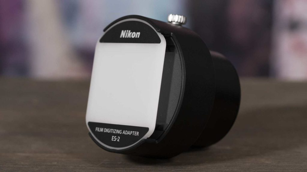 Nikon ES-2 Film Digitizing Adapter