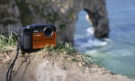 Hands-on Panasonic FT7 Review