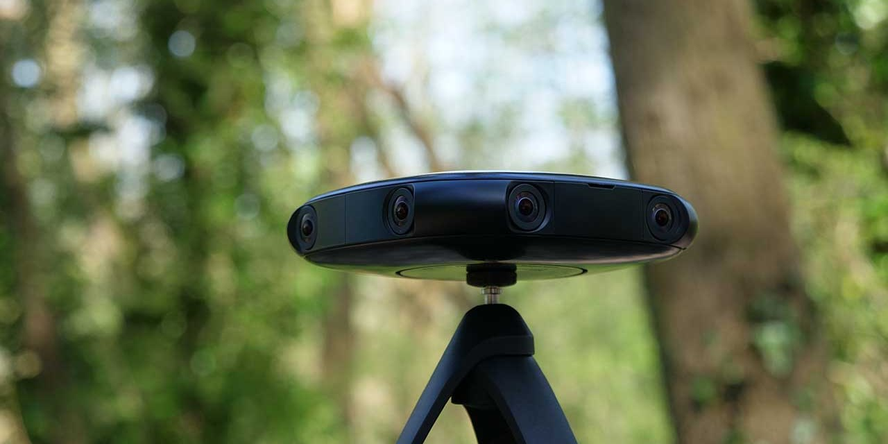 Vuze camera review: 360 4K footage in 3D