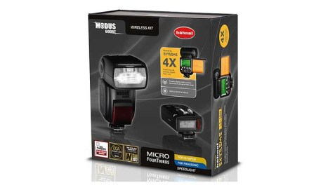hähnel launches MODUS 600RT Speedlight for Micro Four Thirds