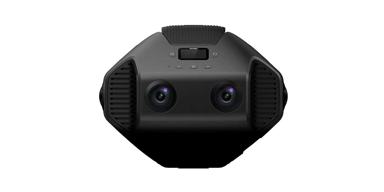Detu MAX 3D 360 camera can capture 12K images, 8K video