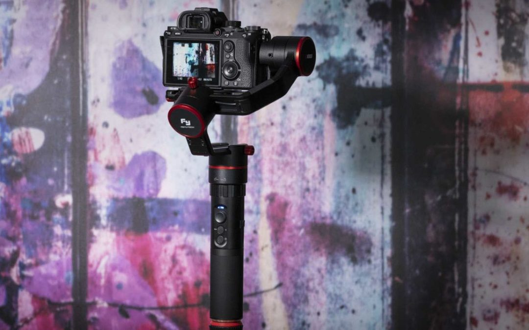 Best camera supports for video: how to capture stable footage