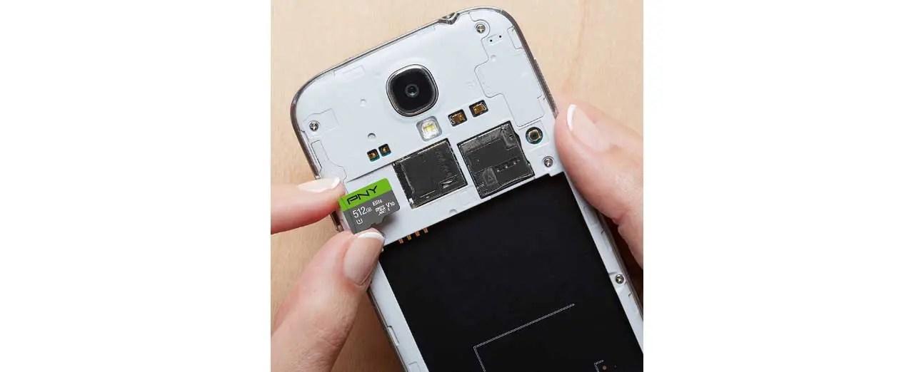 PNY unveils 512GB microSD card