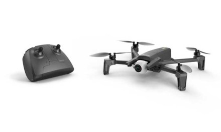 Parrot launches 4K Anafi drone