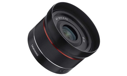 Samyang announces AF 24mm f/2.8 FE lens for Sony E Mount