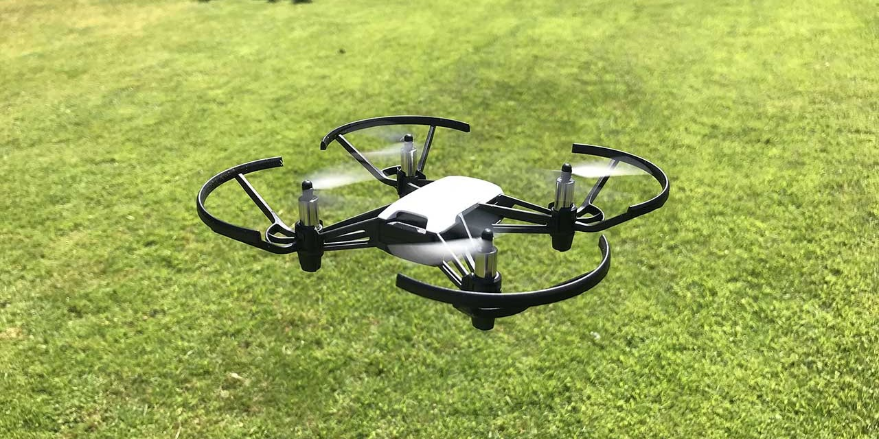 DJI Tello drone review