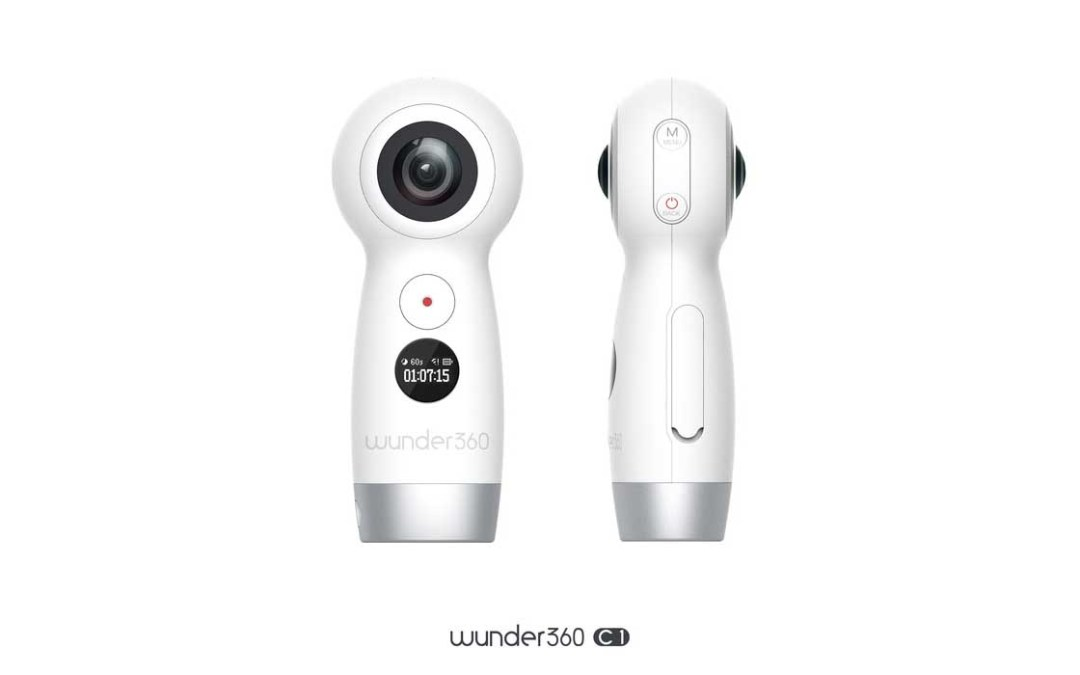 Wunder360 launches 95g, pocket-size 360 camera with auto stitching