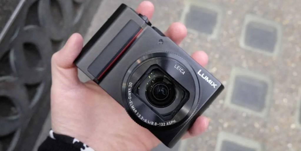 Best Travel Cameras: Panasonic Lumix TZ200