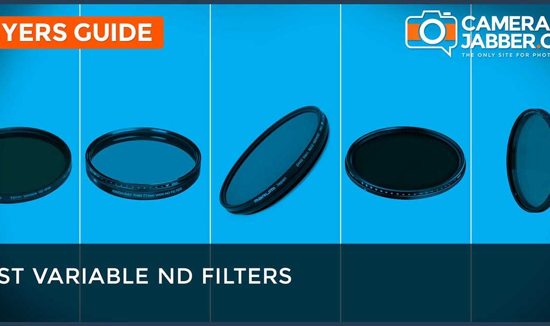Best variable ND filter in 2019