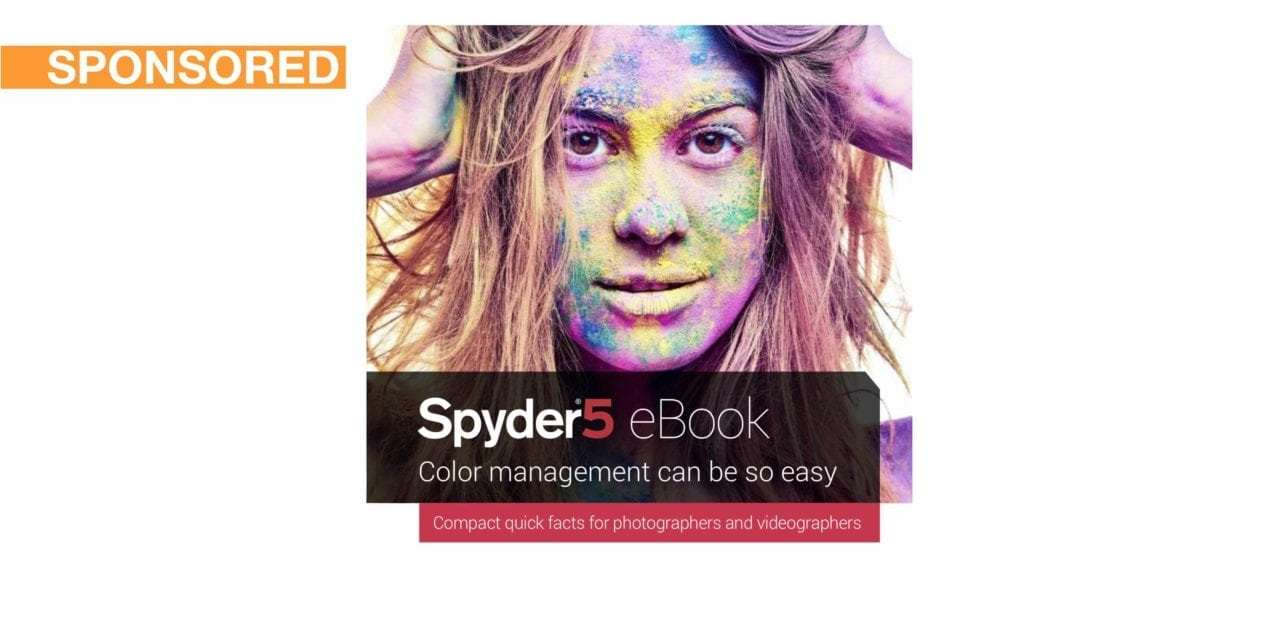 Datacolor: Color Management can be easy – Free eBook