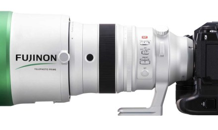 Fujifilm announces Fujinon XF200mmF2 R LM OIS WR Telephoto Lens and XF1.4X TC F2 WR Teleconverter Kit