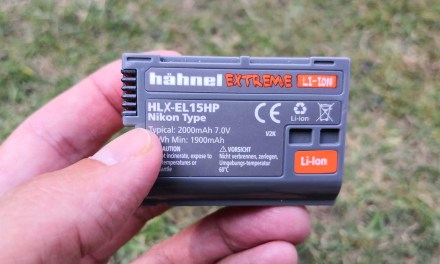 Hahnel Extreme HLX-EL15HP Li-ion Battery review
