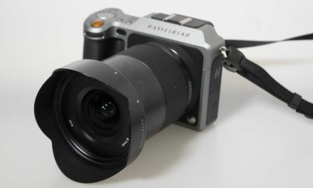 Hasselblad XCD 21mm f/4 review