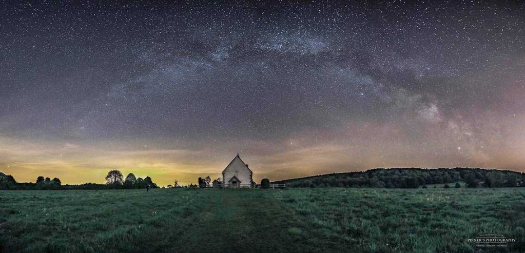 How do you photograph the Milky Way?
