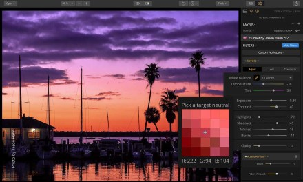 Skylum updates Luminar to add DNG profiles, faster raw editing