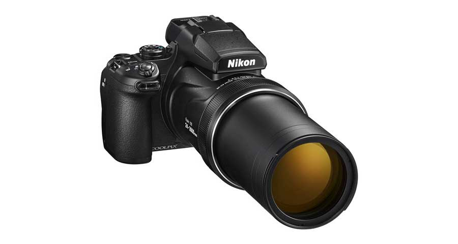Nikon launches Coolpix P1000 with 125x zoom