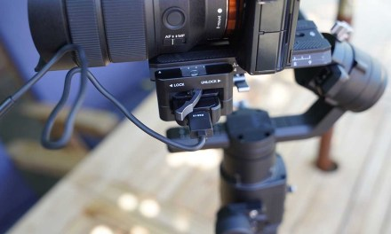 How to control the Sony A7 III with the DJI Ronin-S IR Cable