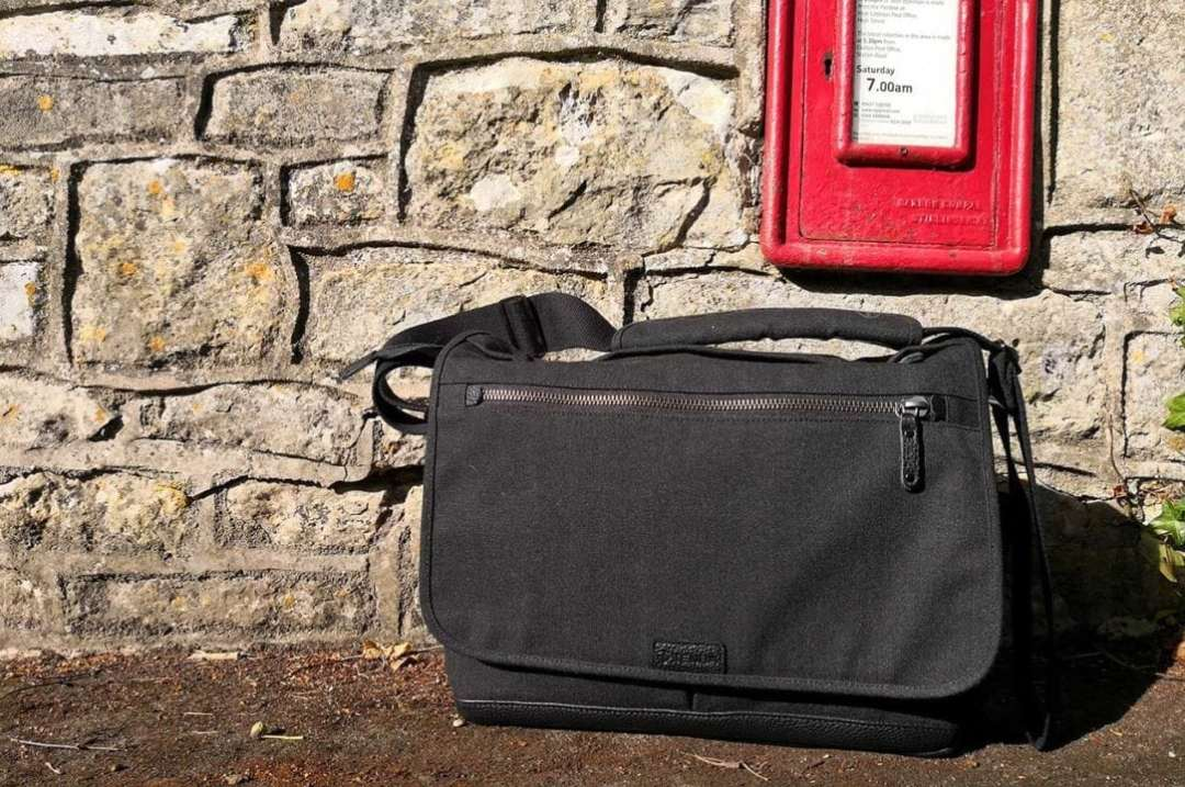 Tenba Cooper 15 Slim camera bag review
