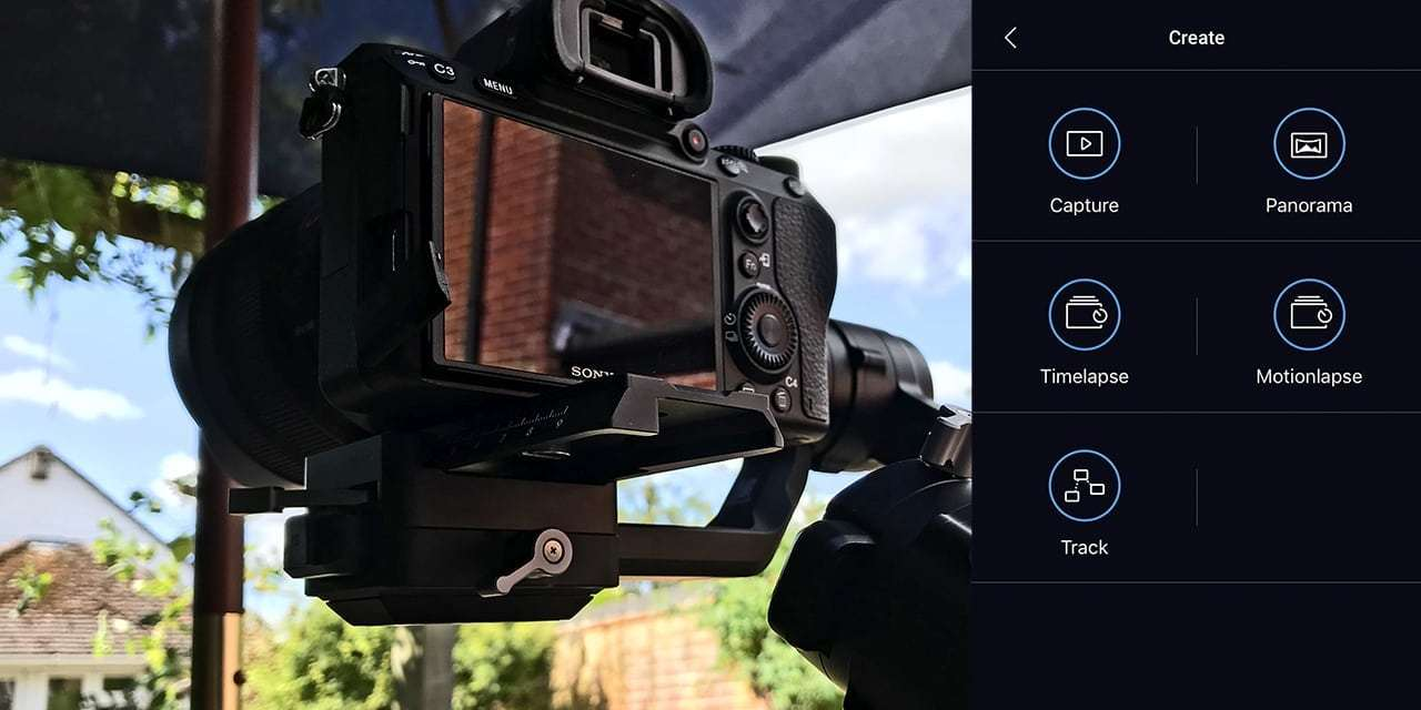 how to use the ronin app for the dji ronin s camera jabber