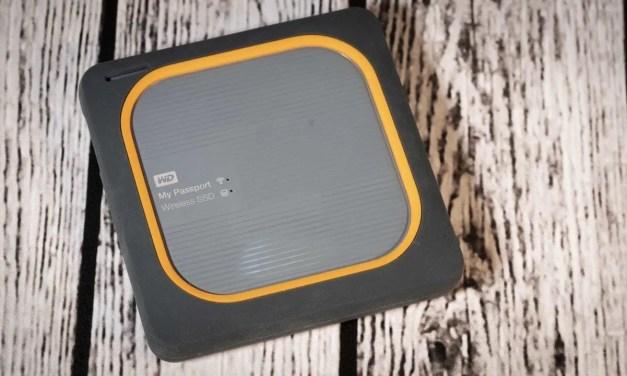 Western Digital My Passport Wireless SSD Review