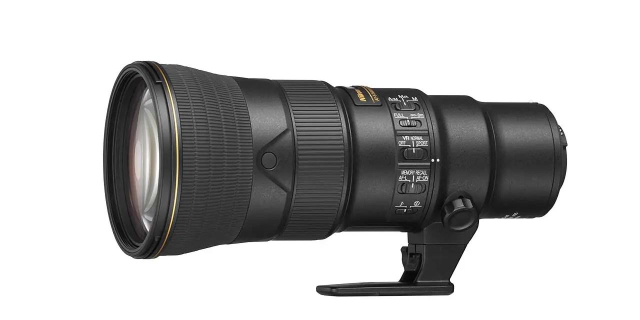 Nikon announces AF-S NIKKOR 500mm f/5.6E PF ED VR lens