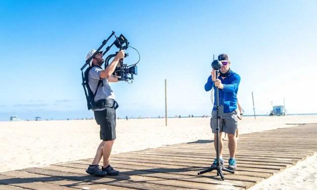 Insta360 Pro 2 boasts six lenses for 8K 3D video