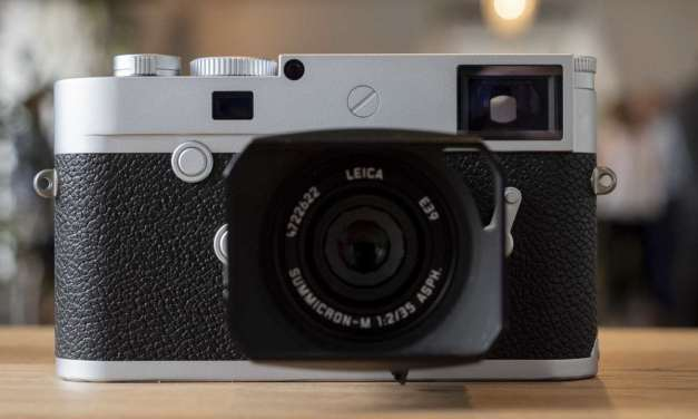Leica M10-P: price, specs, release date confirmed