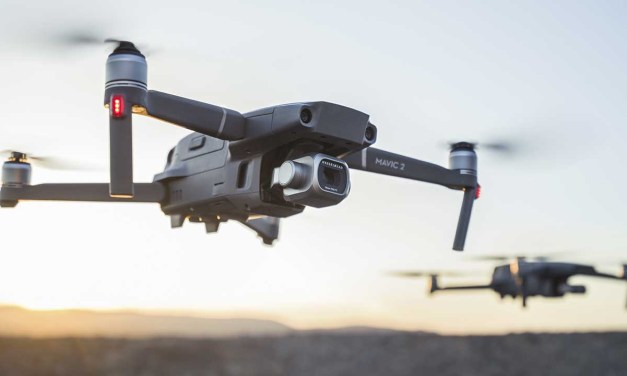 Consumer DJI drones to get new aircraft detection in 2020