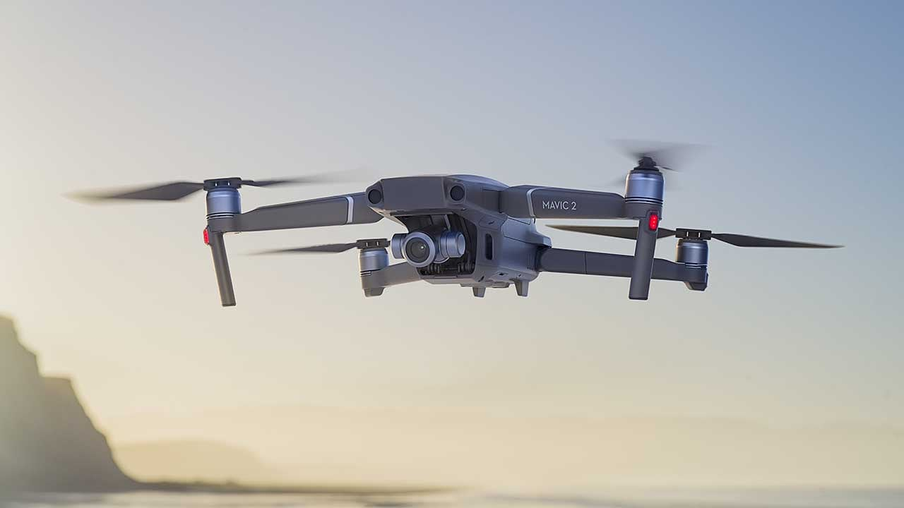DJI Mavic 2 Zoom: price, specs, release date announced