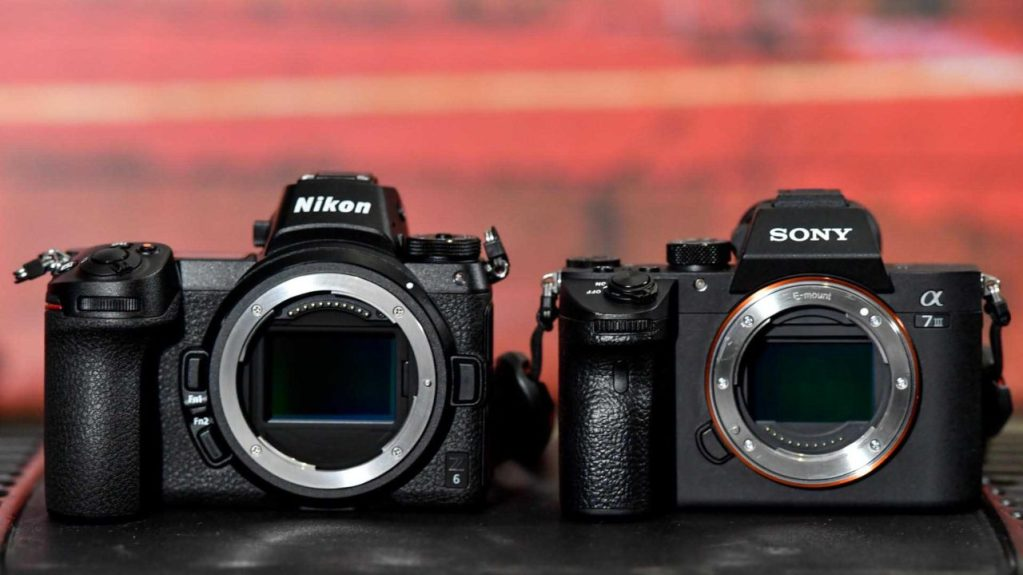 Nikon Z6 vs Sony A7 III