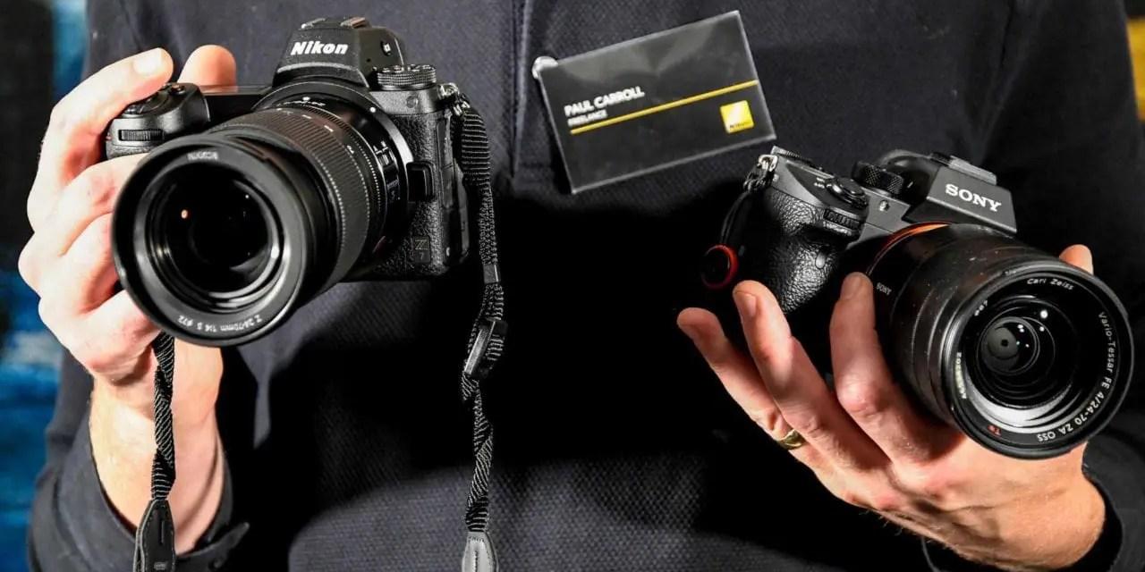 Nikon Z7 vs Sony A7R III: Nikon wants the crown back