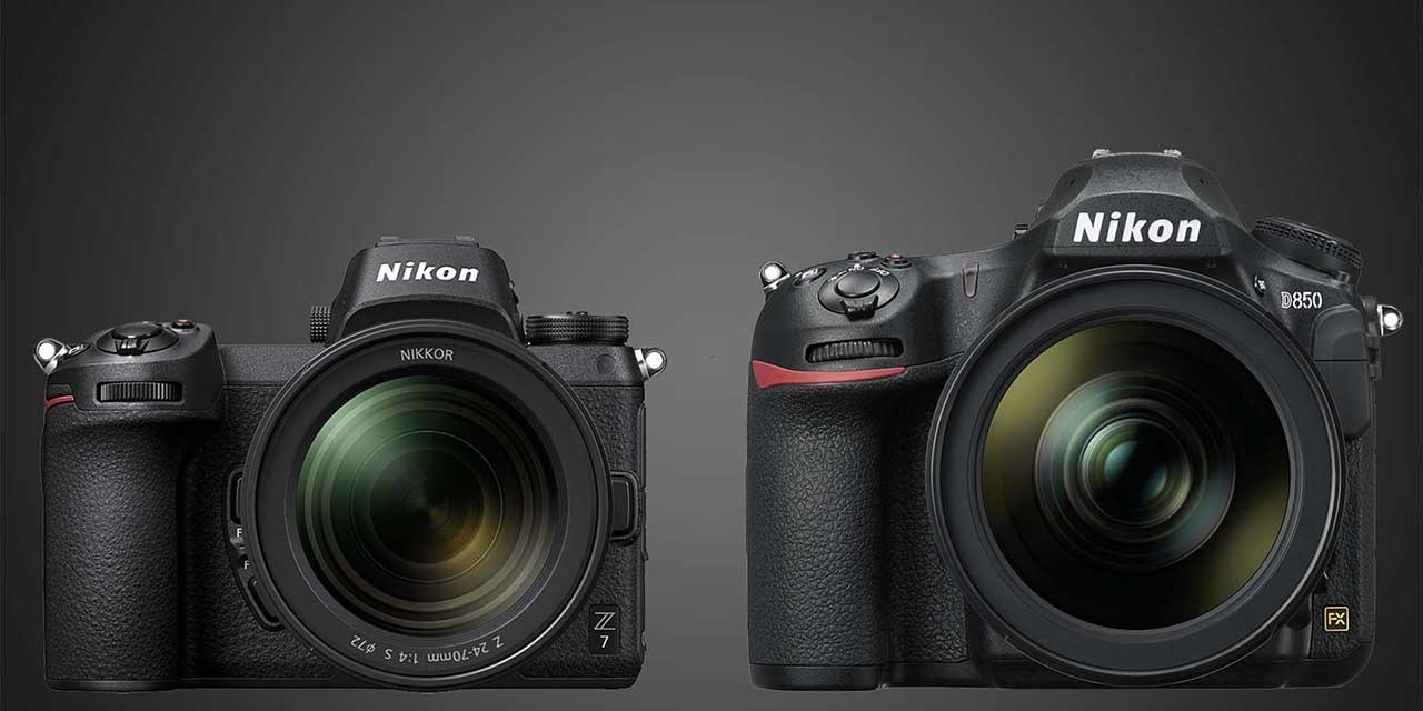 Nikon Z7 vs Nikon D850: which is best?