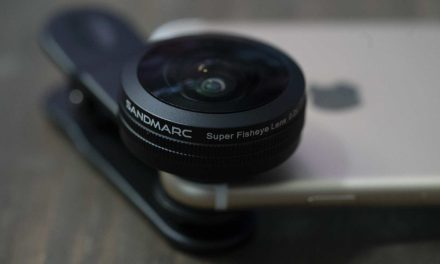Sandmarc iPhone Fisheye Lens review