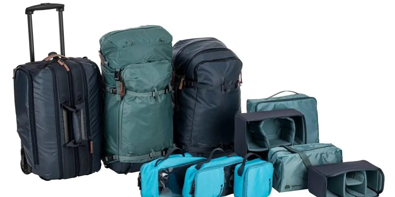 Shimoda photo bags arrive in the UK