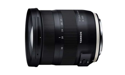 Tamron launches 17-35mm f/2.8-4 Di OSD lens for Canon, Nikon