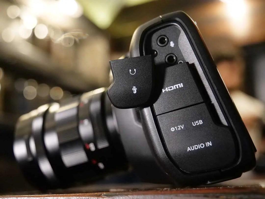 Blackmagic Pocket Cinema Camera 4K review: