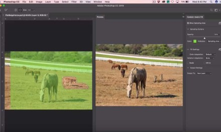 Adobe teases new Content-Aware Fill upgrade for Photoshop CC 2019