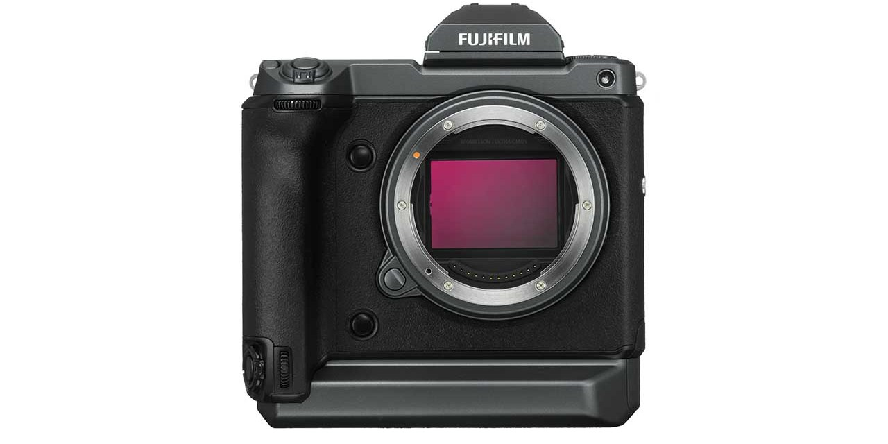 Fujifilm unveils 102MP GFX100  with phase detection pixels across whole sensor