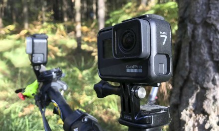 How to GoPro cycling