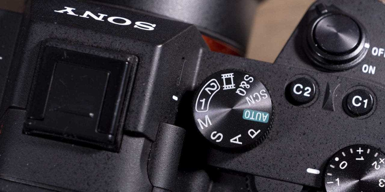 How do you customise the Sony A7 III?