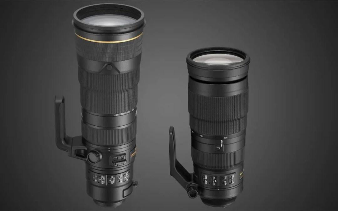 Nikon 180-400mm f/4E TC1.4 FL ED VR vs Nikon 200-500mm f/5.6E ED VR SWM IF
