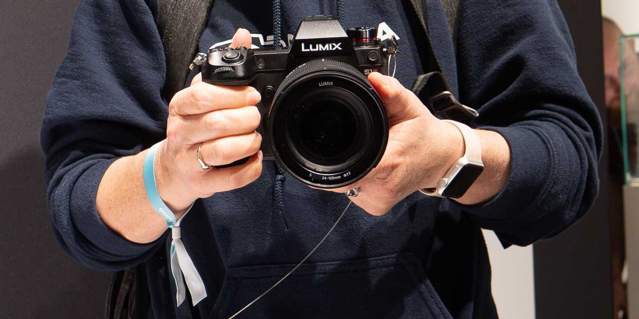 Panasonic Lumix S1 review: first impressions