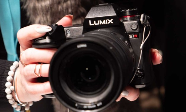 Panasonic S1 to get paid V-Log, 10-bit video upgrade in July