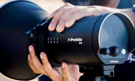 Profoto B10 Announced