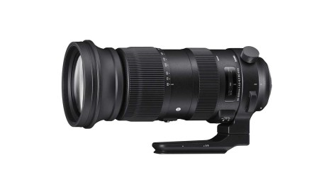 Sigma launches 60-600mm F4.5-6.3 DG OS HSM