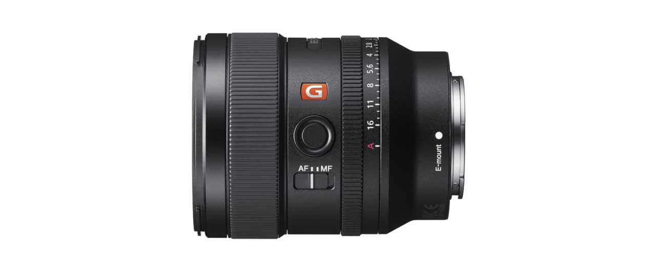 Sony unveils 24mm f/1.4 G Master Prime lens